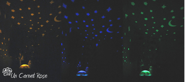 projecteur d'étoiles pabobo