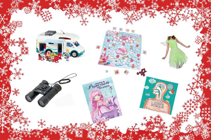 🎄 Les cadeaux de Noël des enfants🎅